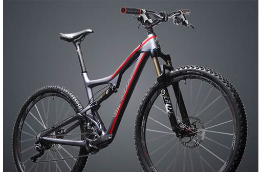 MTB CARBON FULLY